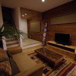 リビング 和室